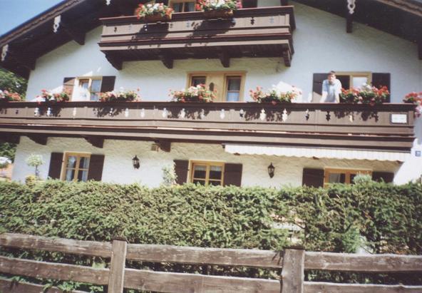 Michael in der Sudelfelstraße 19